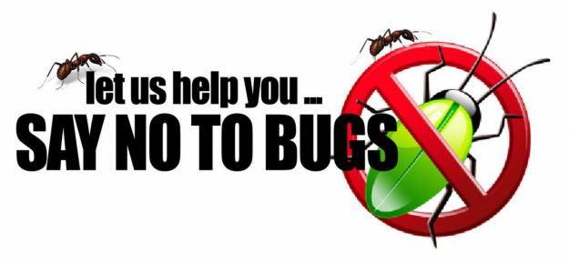 let us help you - pest control